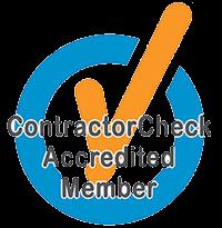 contractor check logo